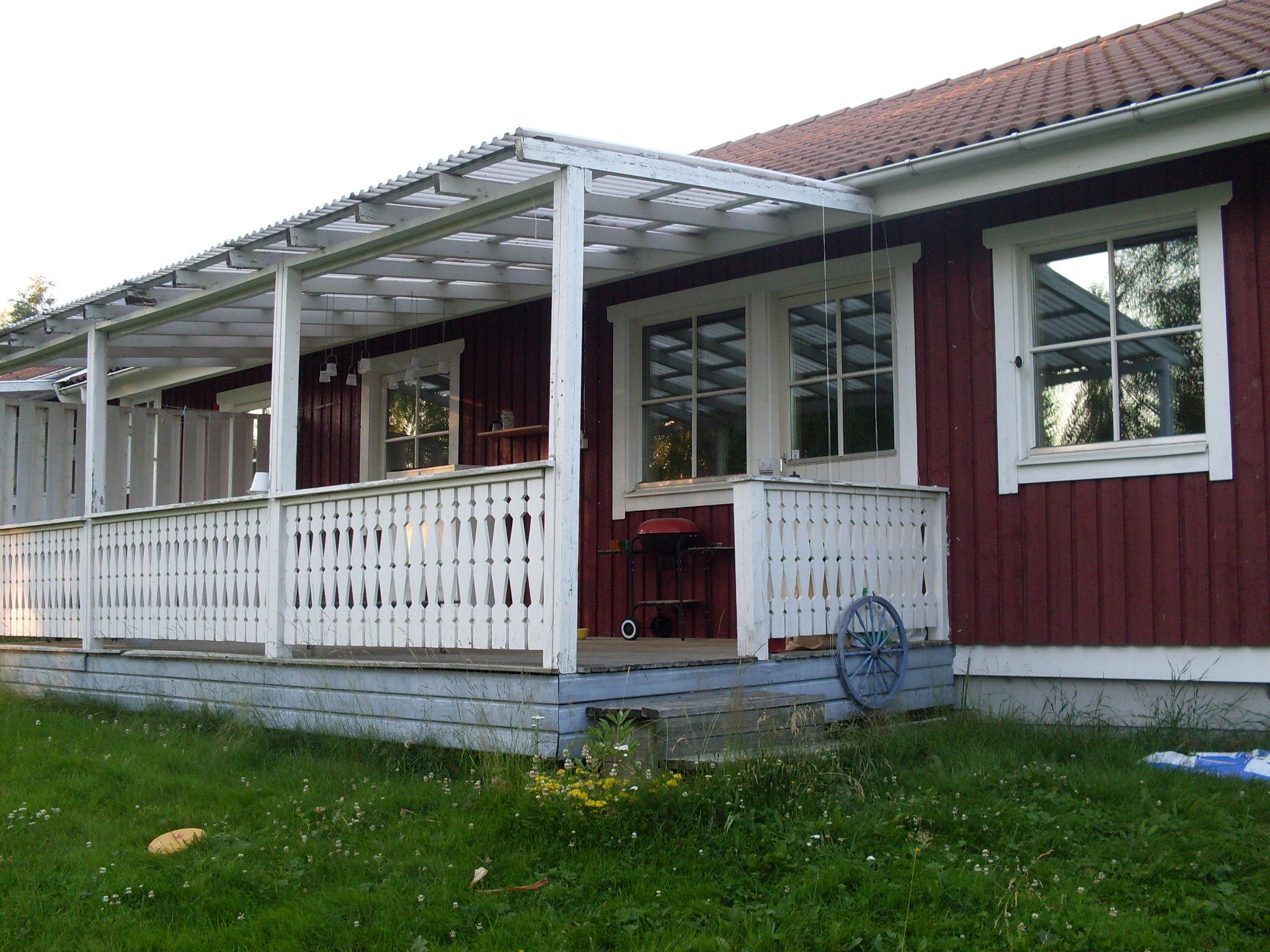 Radhus i Anundgård.