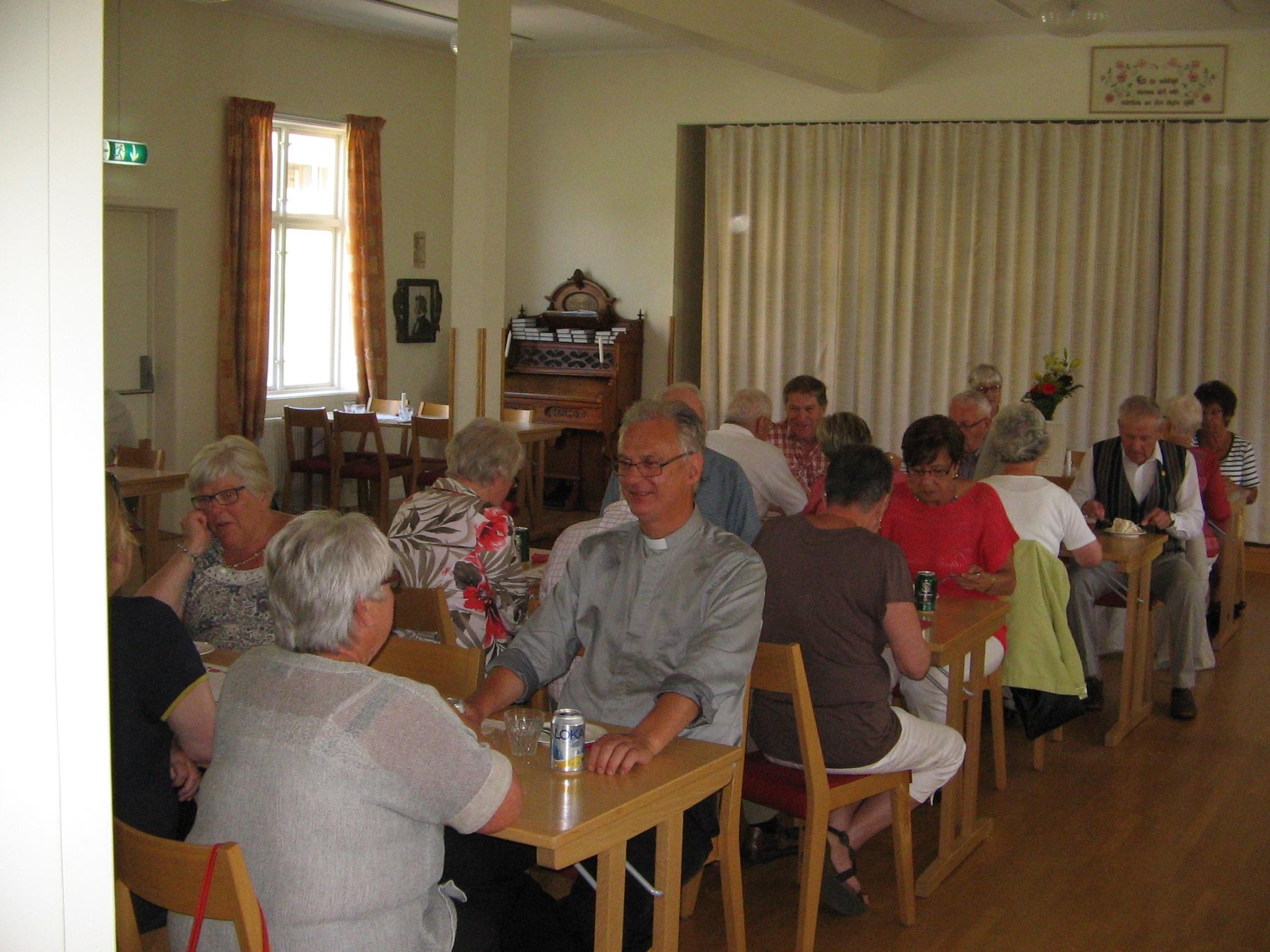 Hembygdsföreningen firade 30 année.