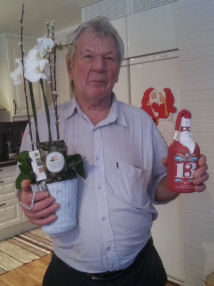 Janne 70 Jahr.