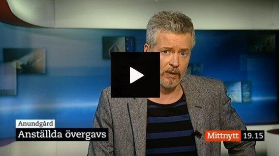 SVT berättar om Aros Energideklarationers oegentligheter.