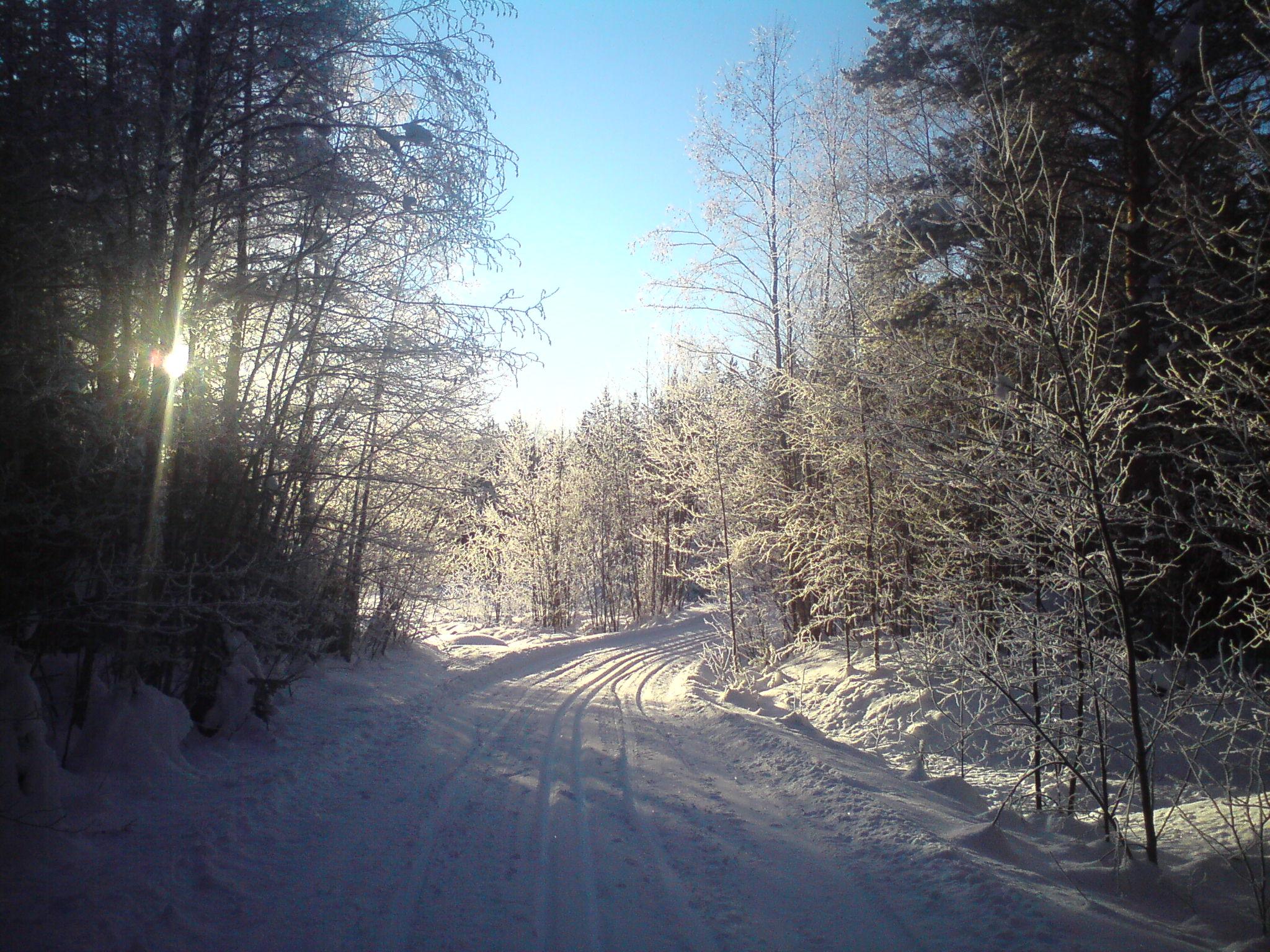 Anundgårdsspåret i Holm.