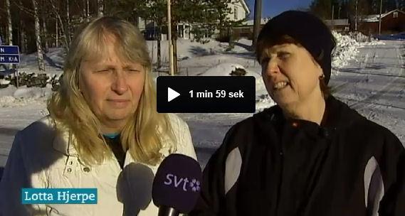SVT Mittnytt en Holm de la inversión en la red móvil.