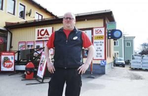 Pelle på ICA har bestämt sig för att sälja - någon ICA-butik blir det därmed inte mer.